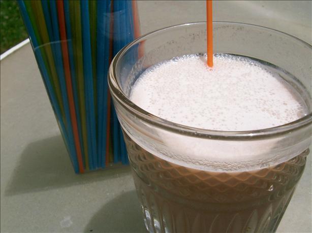 Creamy Citrus Cooler