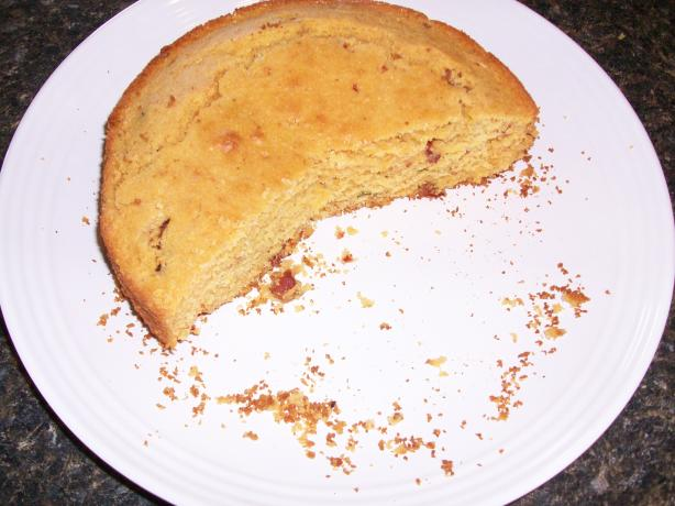 Chipotle Bacon Cornbread
