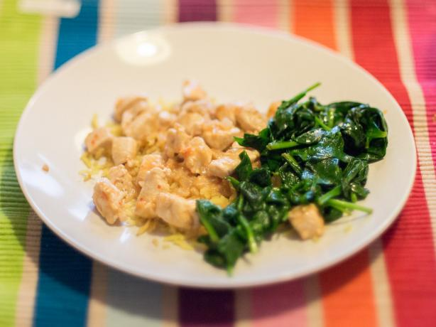 Easy African-Style Peanut Chicken