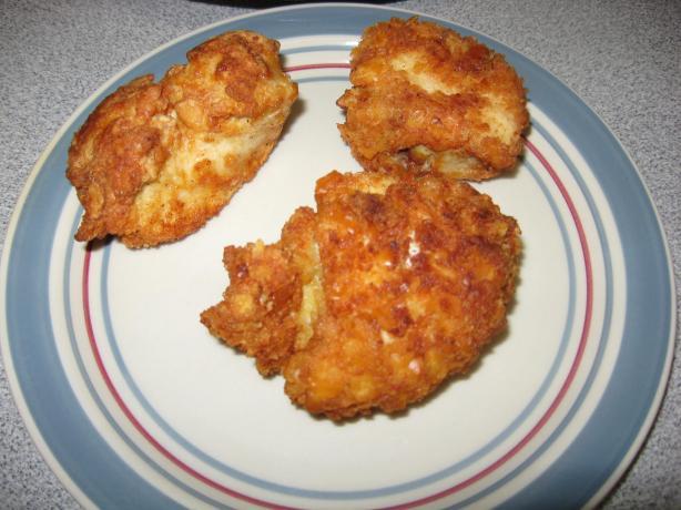 Crispy Parmesan Chicken Tenders