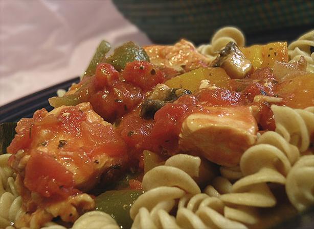 Ww Core Italian Chicken Cacciatore