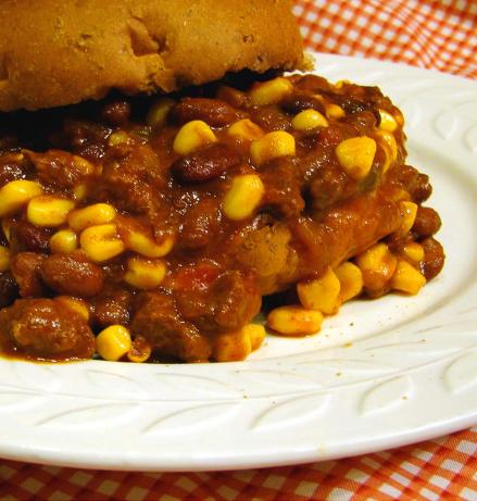 Fast, Filling and Easy Chili