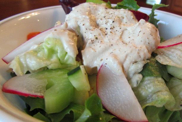 Creamy Tahini Sauce/Salad Dressing