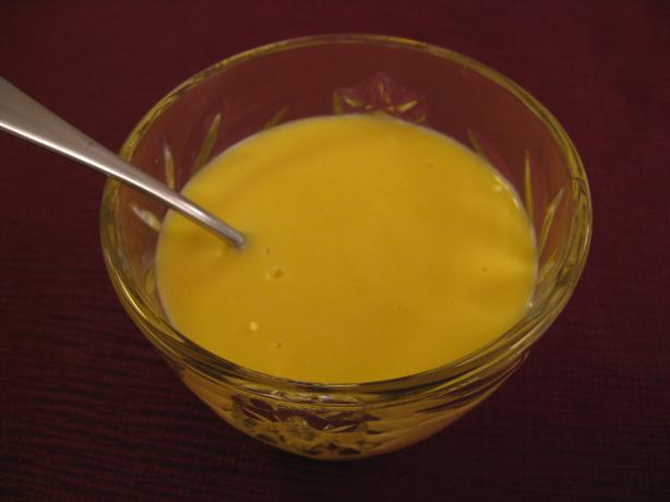 No-Fuss Hollandaise Sauce