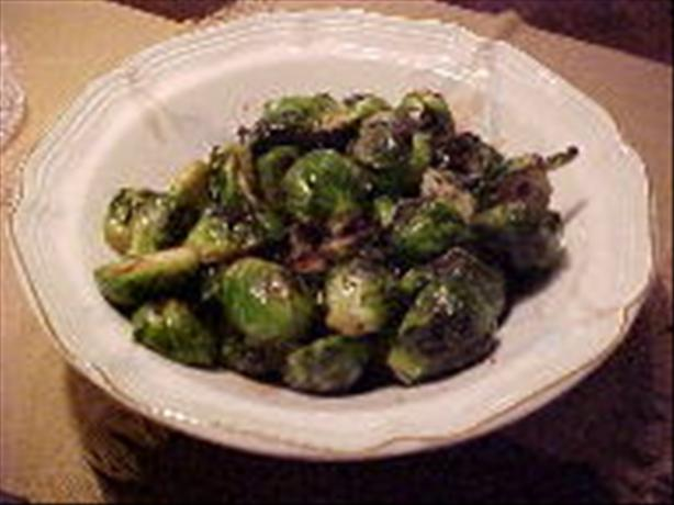 Macritchie's Fried Brussels Sprouts