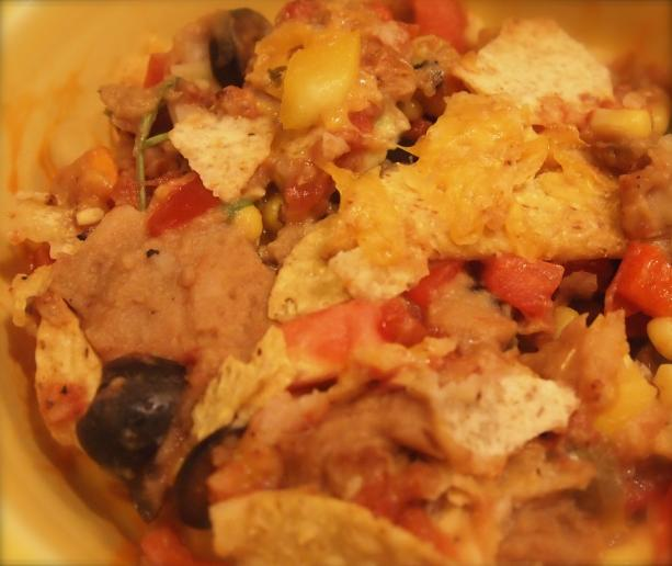 Mexican Party Casserole