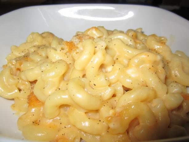 Rich and Cheesy Macaroni