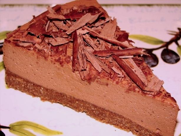 Chocolate Cheesecake (Unbaked)