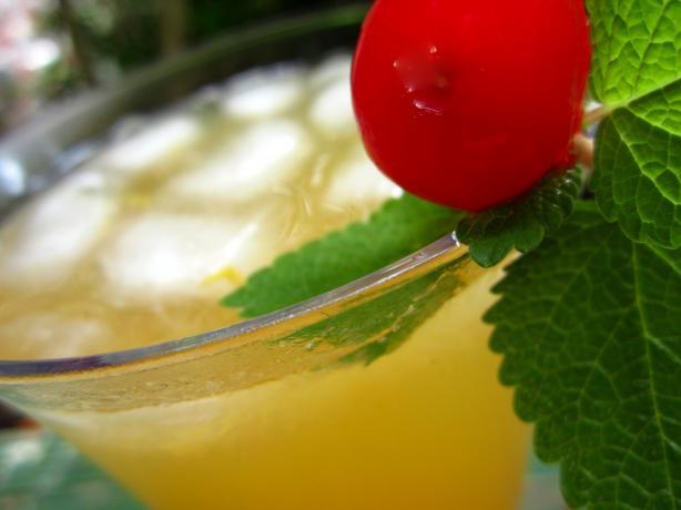 Honey Citrus Cooler