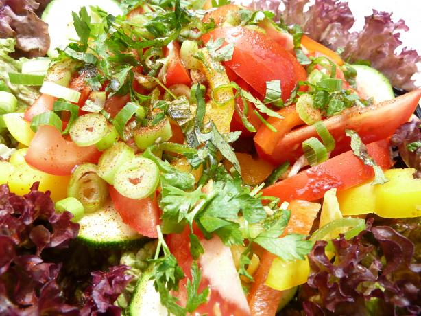 Turkish Chopped Salad