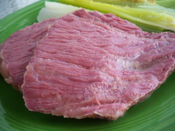 Corned Beef / Corned Silverside for the Crock Pot