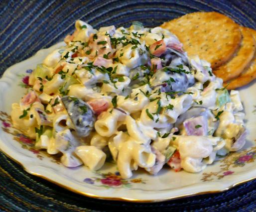 Macaroni Salad (America's Test Kitchen)