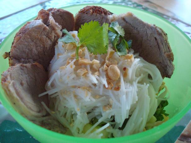 American Kitchen Classic Vietnamese Bun (Cool Noodle Salad)