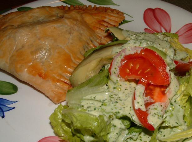 El Torito Cilantro and Pepita Salad Dressing