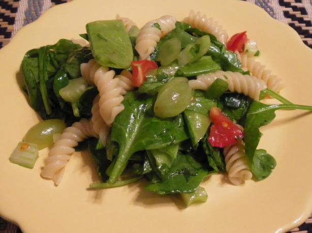 Spinach Pasta Salad - Taste of Home