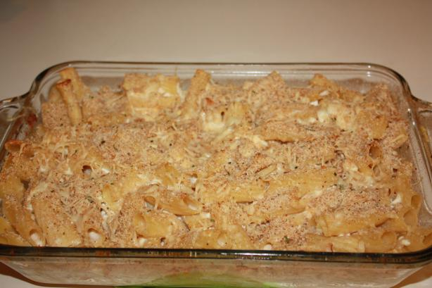 Low Fat Macaroni & Cheese