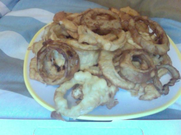French-Fried Onion Rings