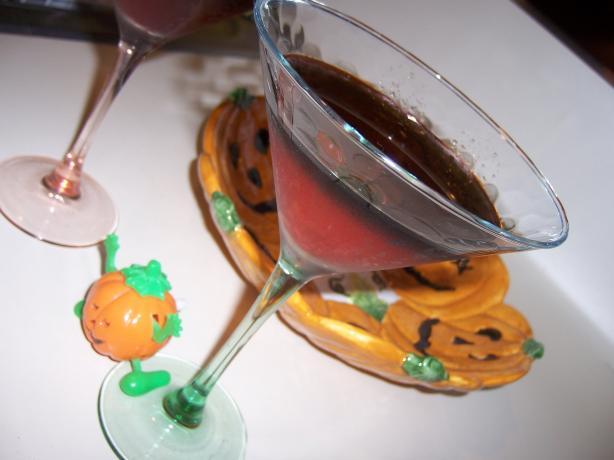 Rotting Pumpkin Martini