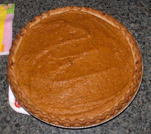 Favorite Pumpkin Pie