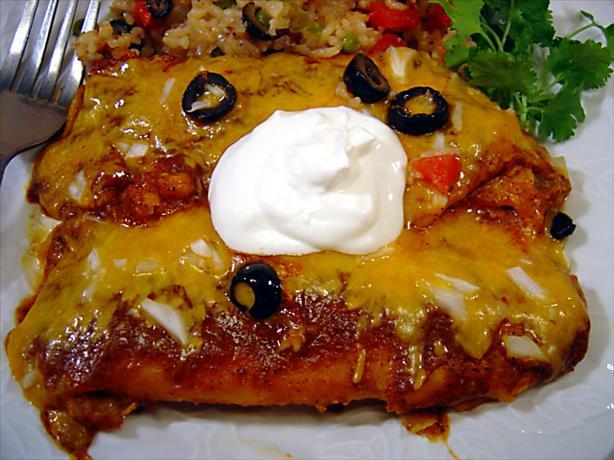 Texas Red Enchilada Sauce