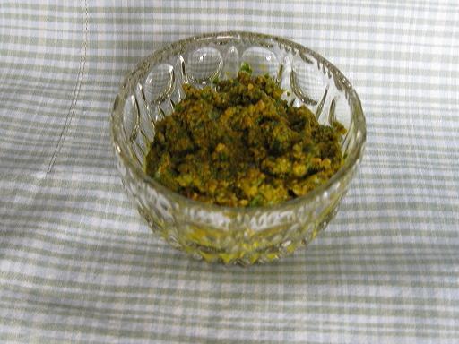Thai Green Paste