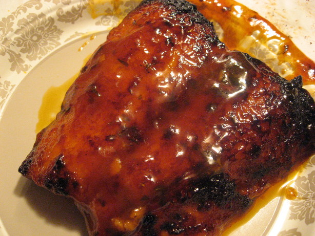 Blackened Country French Salmon Fillets