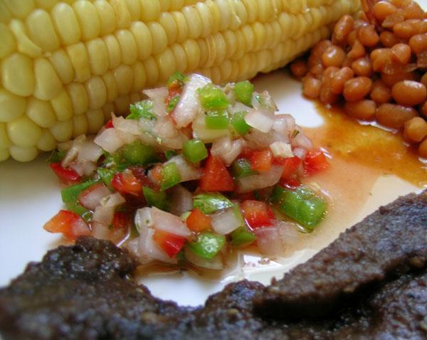 Chimichurri Sauce a la Argentina #1