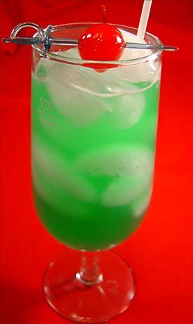 Midori Green Hornet (alcoholic beverage)