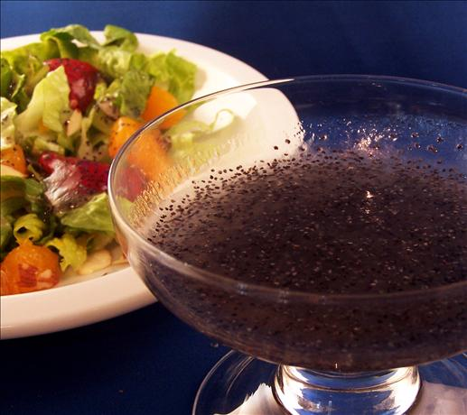 Poppy Seed Dressing Low Sugar