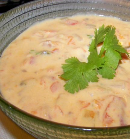 South American Cheese Sauce