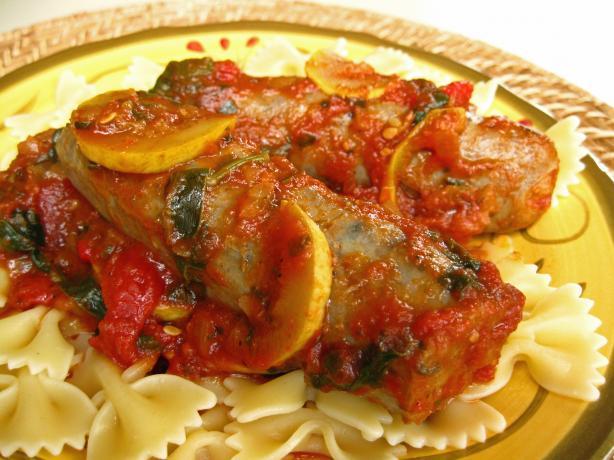 Italian Sausage Pot