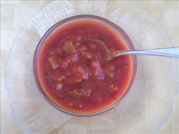 Tomato Salsa Dip