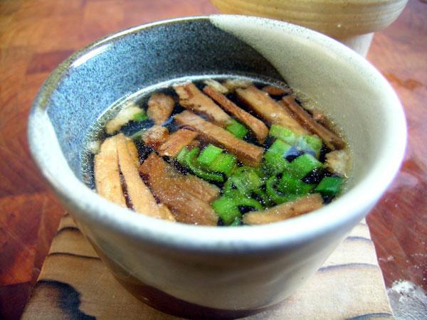 Basic Sea Vegetable Broth
