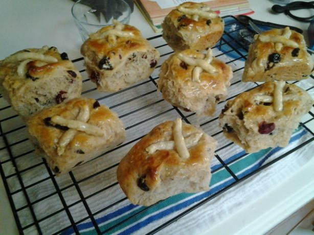 Hot Cross Buns (No ABM)