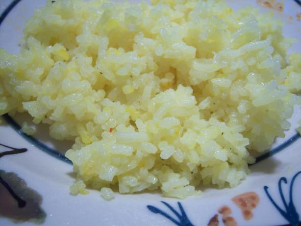 Christiana Campbell's Tavern Saffron Rice Pilaf