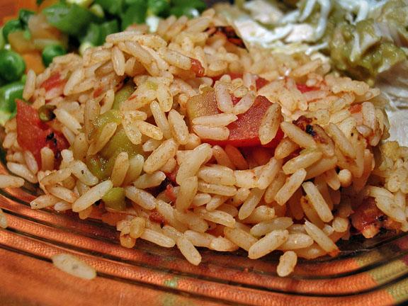 Super Easy Spanish Rice (4 Ww Points)