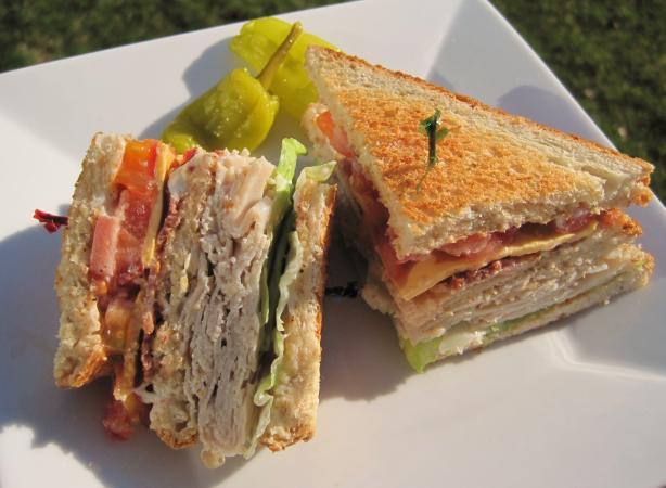 Denny's® Club Sandwich
