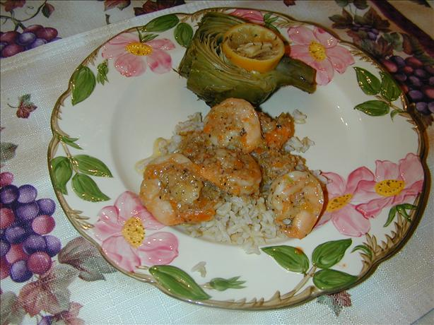 Pepper & Vanilla-Marinated Shrimp (Papantla Style)