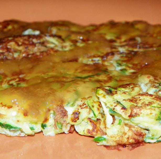 Zucchini Pancake from Dr. Sears