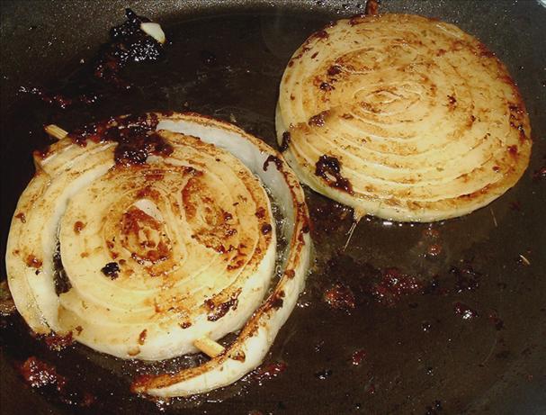 Onion Steaks