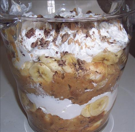 Chocolate-Banana Trifle