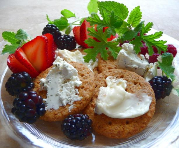 Auld Alliance: French Roquefort Cheese and Scotch Whisky Pate