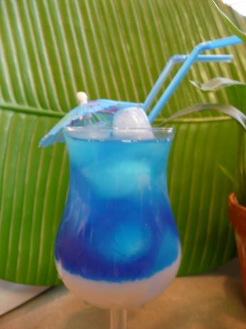 Blue Dream Cocktail