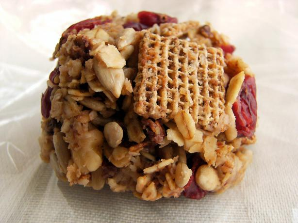 No Bake Cranberry Nut Cookies