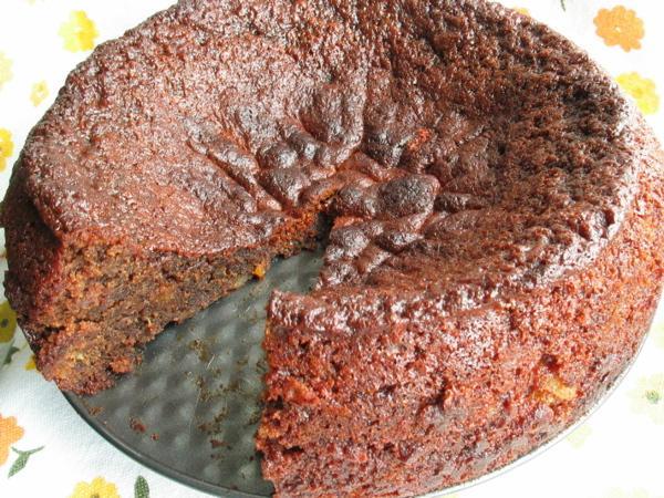 Nigella Lawson Pantry-Shelf Chocolate-Orange Cake