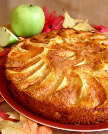 Low Fat Apple Cake Ww