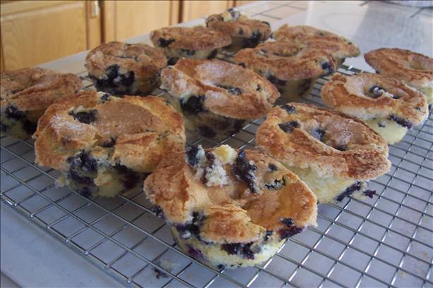 Blueberry Cake/Cupcakes
