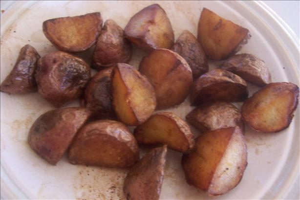 Ranch Spiced Crunchy Potatoes