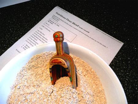 Nutritious Flour Blend