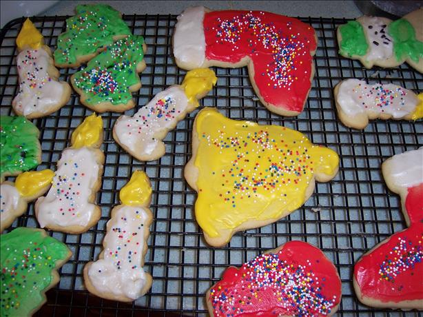 Sarah's Moanable Soft Sugar Cookies